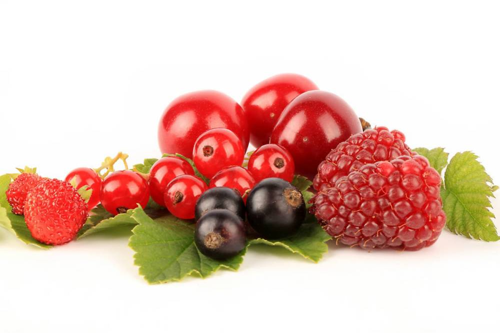 1.762 Atténuer une tache de fruit rouge sur des vêtements