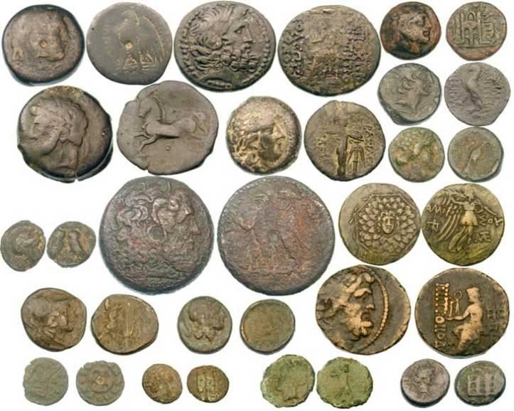 1.1172 Nettoyer des pièces de monnaie en bronze.jpg