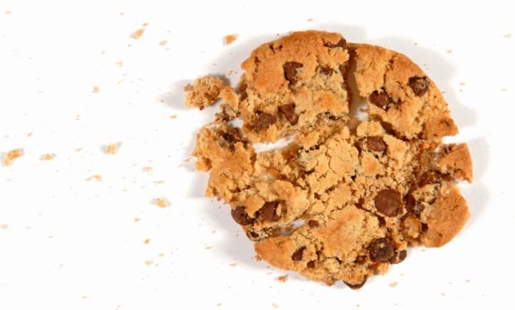 2.18 Récupérer des biscuits cassants ou cassés