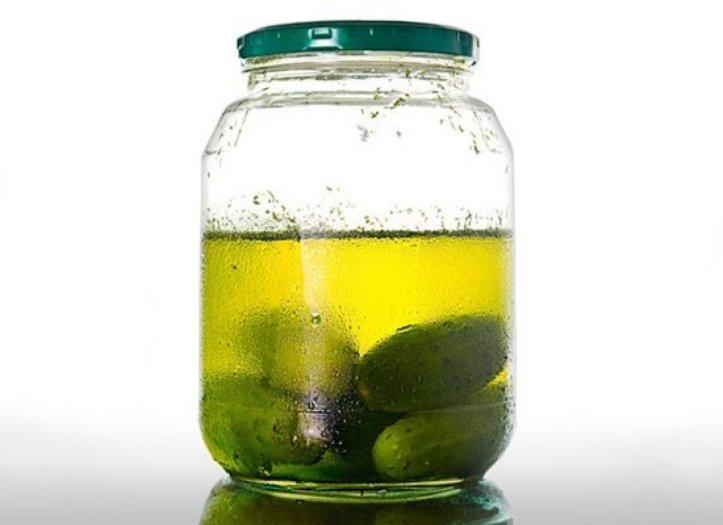 2.198 Recycler le jus de cornichon