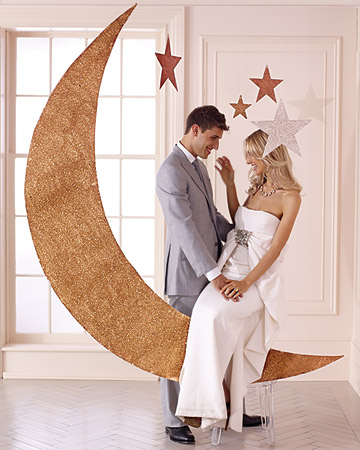 A little help with a star theme. :  wedding Starphoto