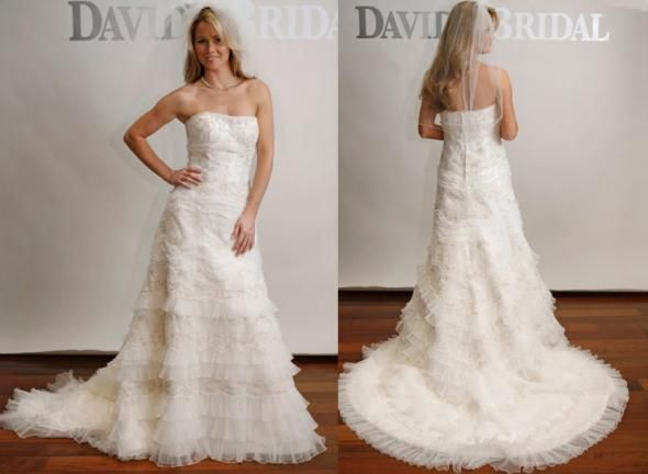 Oleg Cassini Gown CWG352