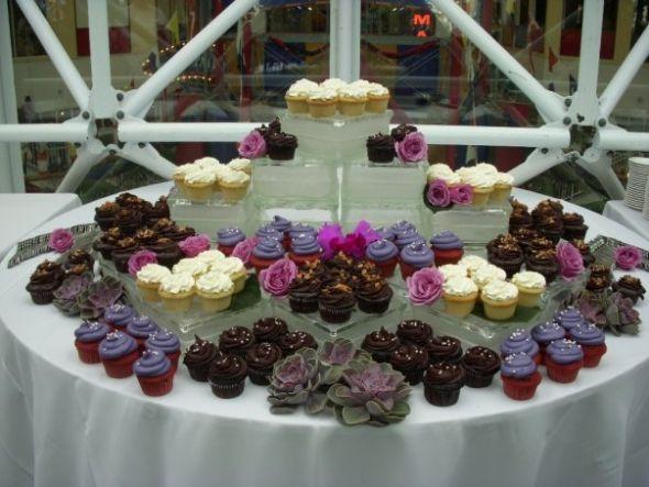 Wedding Cake Cupcake Ideas: Cupcake Table Decoration Ideas
