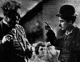 Granville Redmond and Charlies Chaplin
