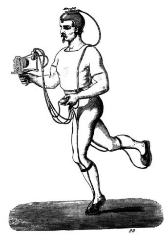 Marey runner