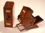 Kromskop camera and viewer