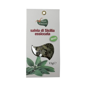 Bio Salbei aus Sizilien