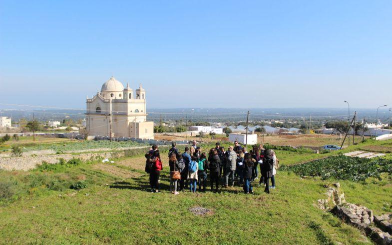 Turismo rurale, visite guidate ai Giardini della Grata e Contrada Cervarolo