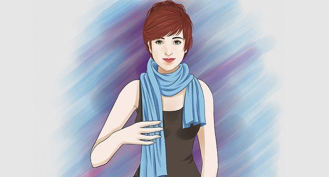 10 métodos estilosos para amarrar uma echarpe cachecol lenco 8 2