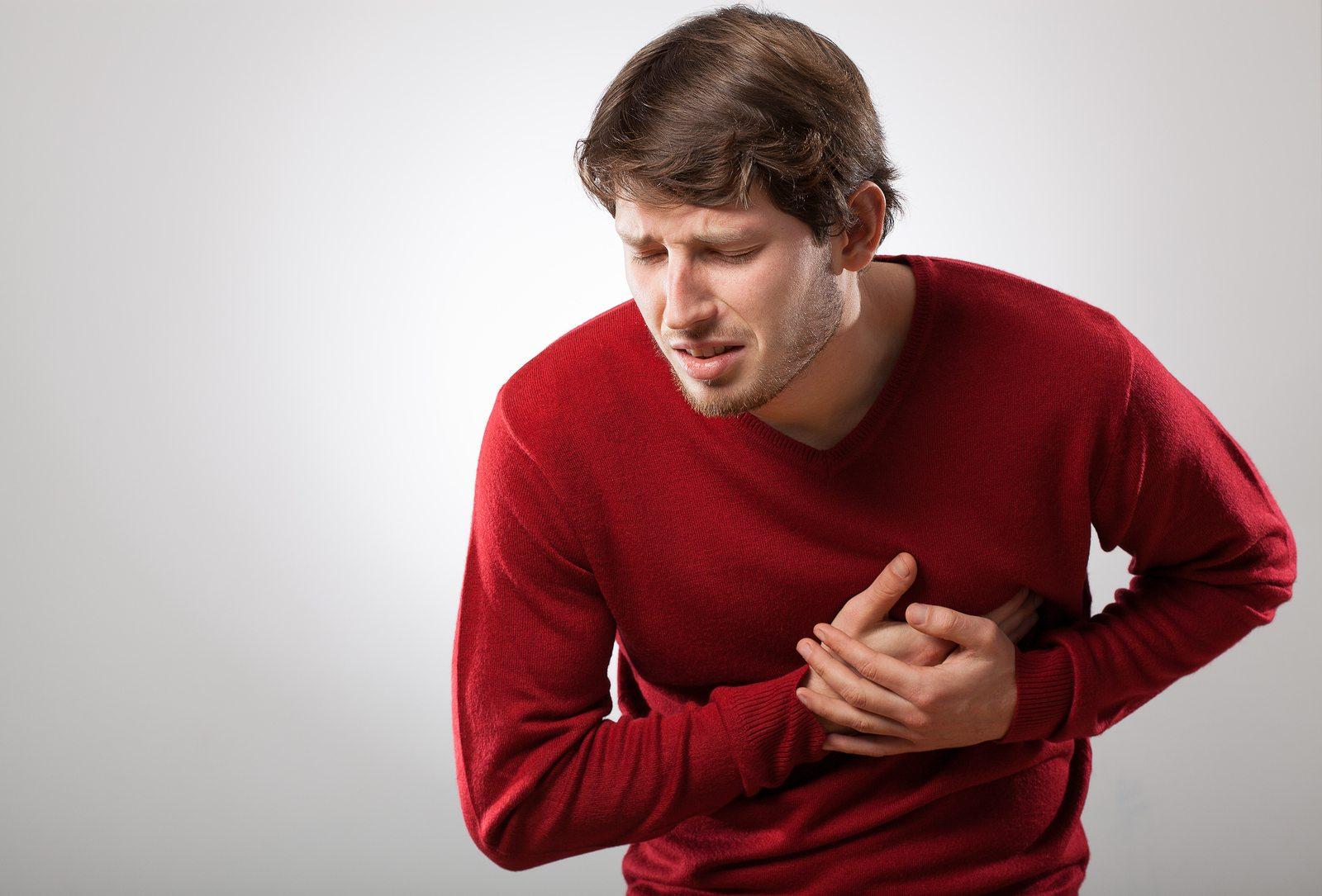 sintomas doencas cardiocasculares