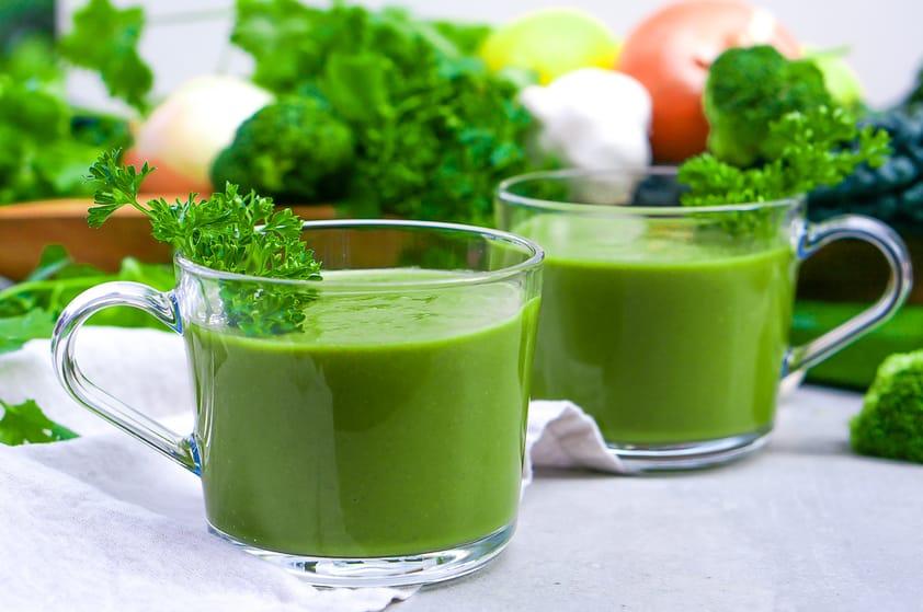 10 Receitas de Sopa Detox para Emagrecer