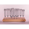 Beginner's Set tuning forks only: 1 Set of Body Tuners C & G and 1 Otto 128