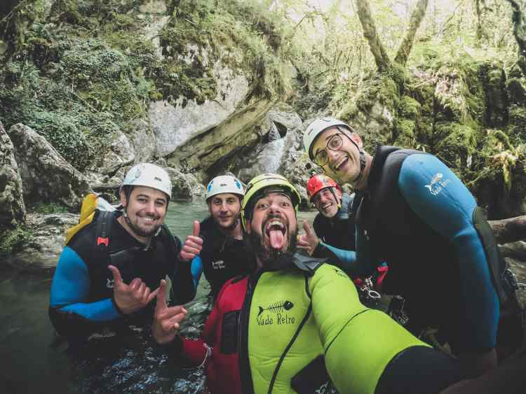 Pack découverte canyoning vercors