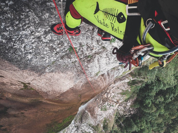 canyoning du versoud