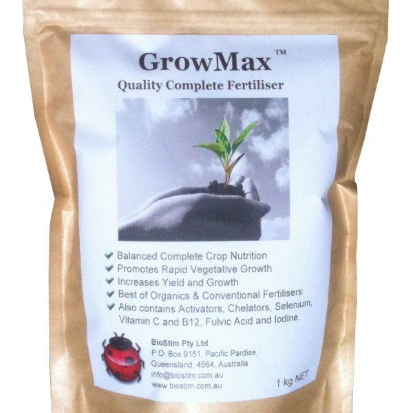 GrowMax Packing