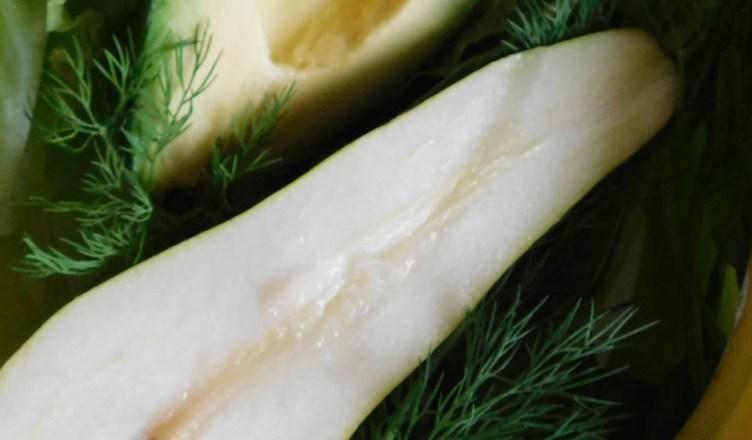 Zielony koktajl i chlorella