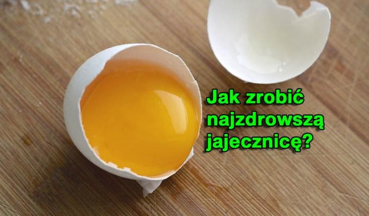 Jak zrobić zdrową jajecznicę?