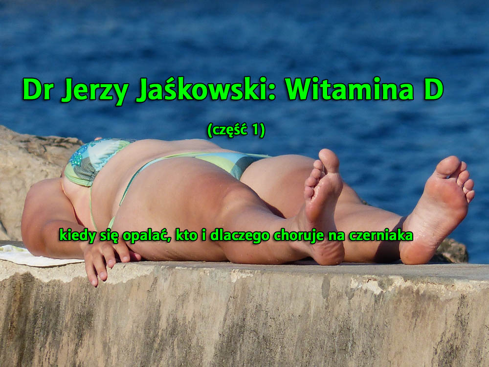 Dr Jerzy Jaśkowski - Witamina D3 - część 1