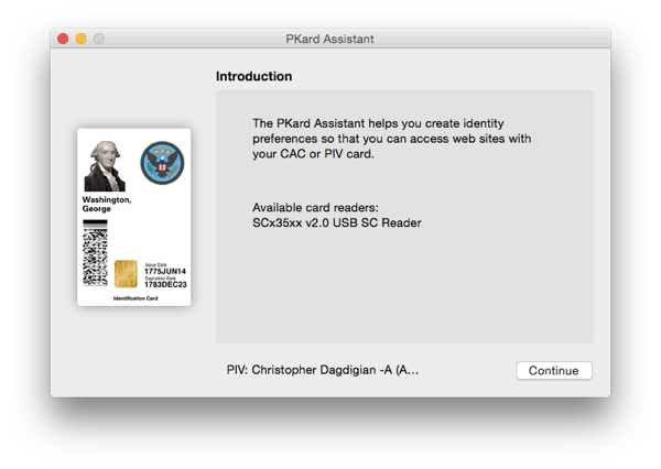 piv card reader software for mac howtoviews co