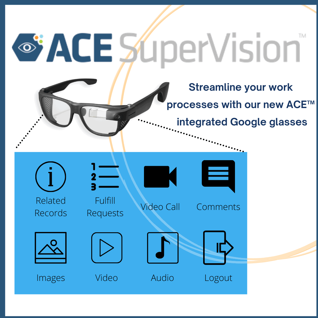 ACE SuperVision for Google Glass