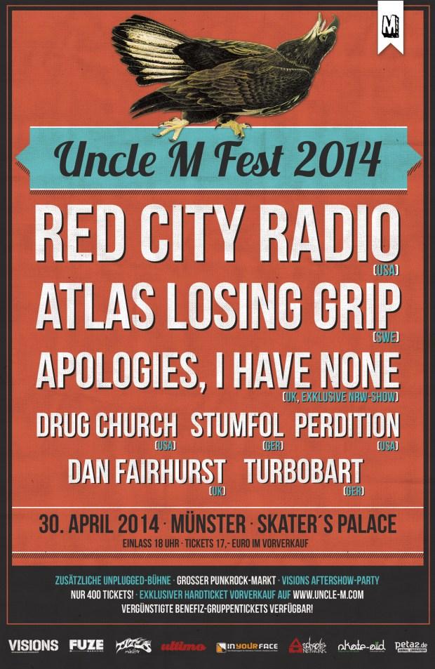 UNCLE M FEST 2014