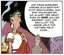 Asterix Bild II