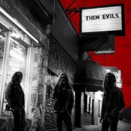 Them Evils Coverartwork