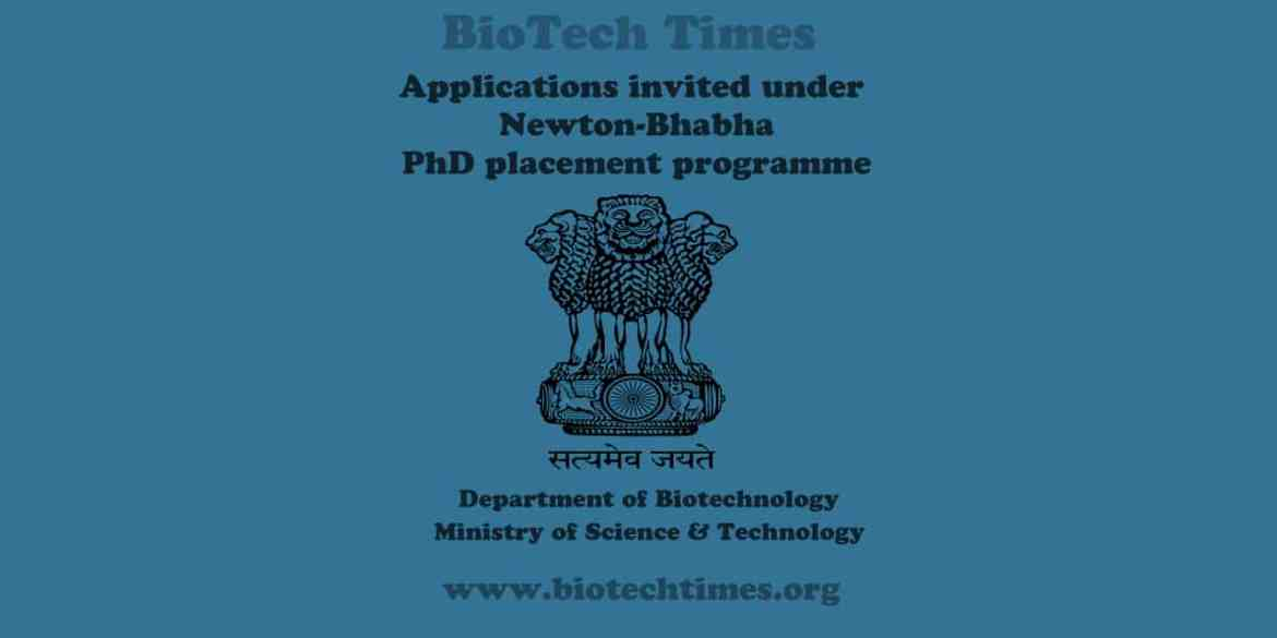 PhD placement programme