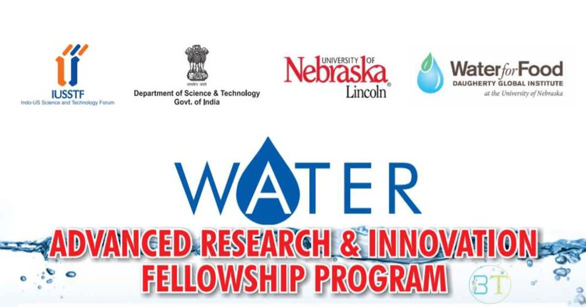 Water Advanced Research Innovation Fellowship