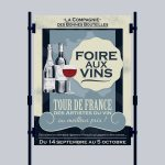 Foire aux vins - La Compagnie des Bonnes Bouteilles