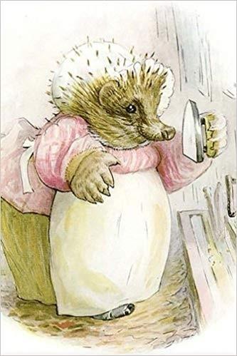 Fig 2. Mrs Tiggy-Winkle, Beatrix Potter