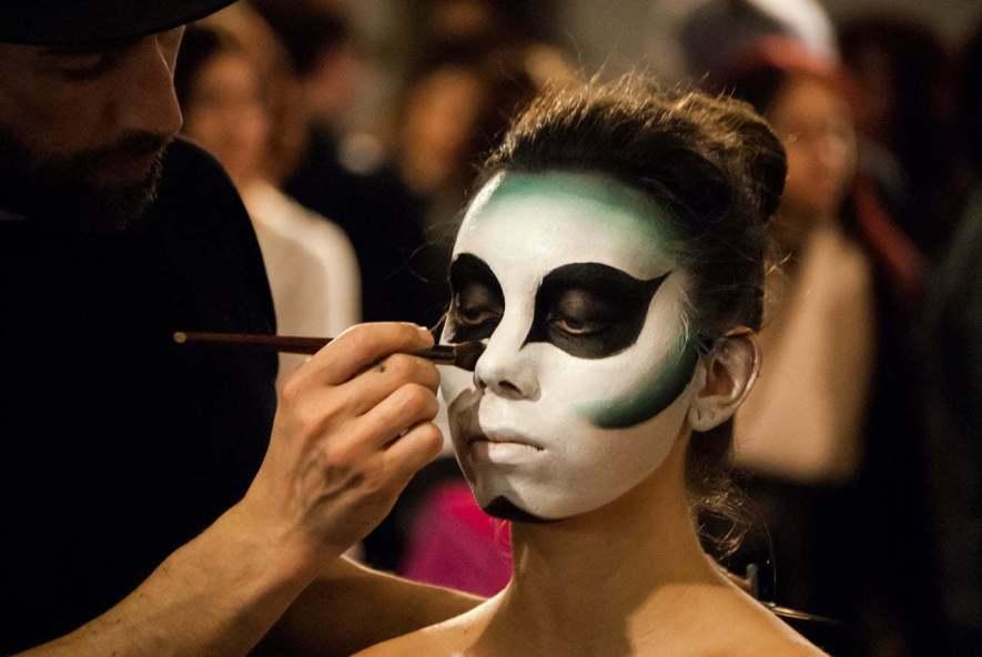 Cuidados maquillaje carnaval