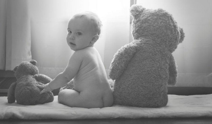 Cuándo poner crema al bebé