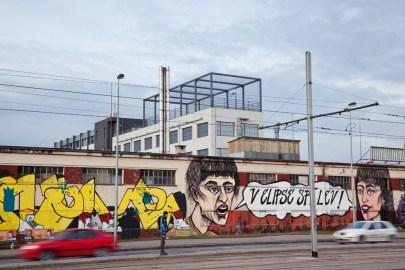Areál Podkovářská