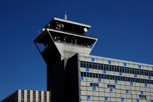 Ústřední telekomunikační budova CETIN