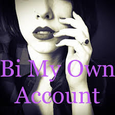Bi My Own Account podcast cover art