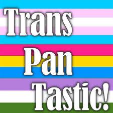trans pan tastic podcast cover art