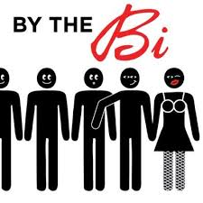 by the bi podcast cover art