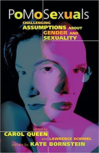 cover of book PoMoSexuals: Challenging Assumptions About Gender and Sexuality