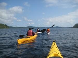 Camps Kayak