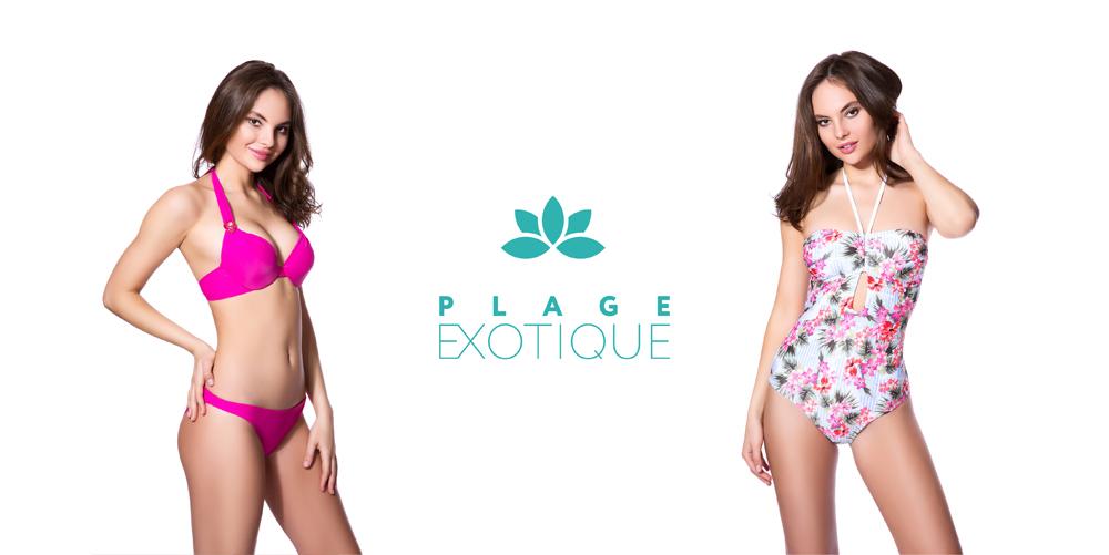 Plage Exotic Swimwear 2018