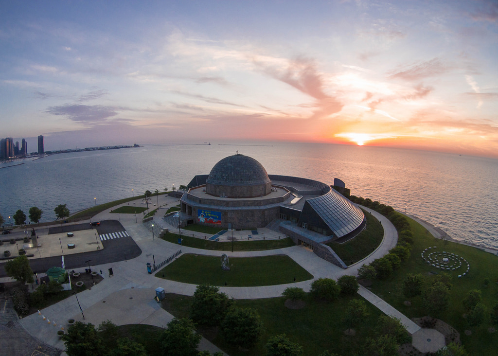 Things to Do in Chicago     Chicago City The planetarium is a home to nine exhibitions and multiple theaters where  you can explore