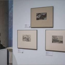 10 веков беларуского исскусства, рама и паспарту для графики