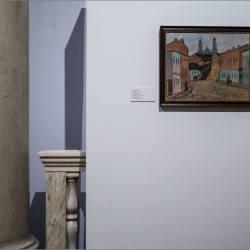 10 веков беларуского исскусства, рама для картины