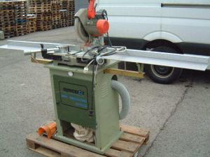 Станок торцовочный Omga T55-300 б/у