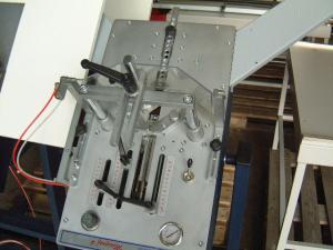 Станок для скрепления углов рам MINIGRAF 4 б/у