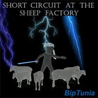 Download BipTunia's 4th album Short Circuit at the Sheep Factory