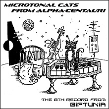 album cover and download link for Microtonal Cats from Alpha-Centauri album