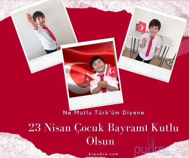 23 Nisan Ulusal Egemenlik ve Çocuk Bayramı Etkinliği