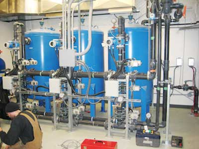 Greensand Plus – Iron and Manganese Well Water Filtration